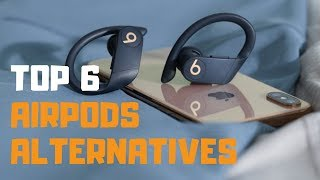 Best Airpods Alternatives in 2019 - Top 6 Airpod Alternatives Review