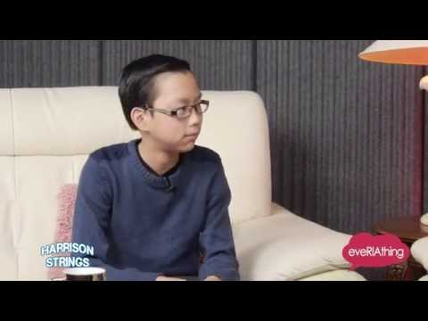 Harrison Strings ft 15-yr old Internationally-acclaimed Canadian Yoyo Champion Harrison Lee