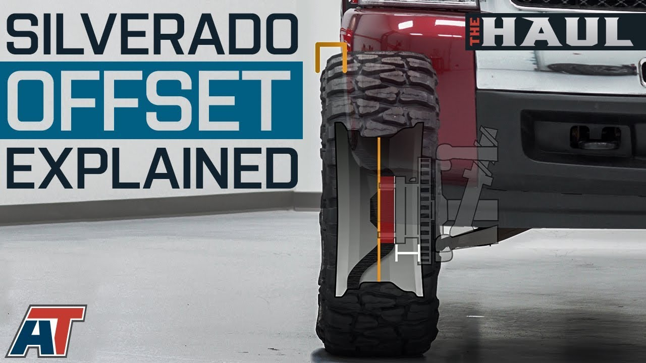 How To Choose Wheel Offset For Your Chevy Silverado - The ...