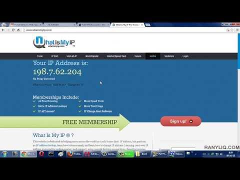 PPTP Setup Using Free VPN account from VPNBook
