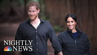 New Details About Why Prince Harry & Meghan Markle May Have Rushed Announcement | NBC Nightly News