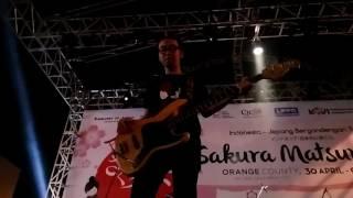 LiSA - ID (bass cover live)