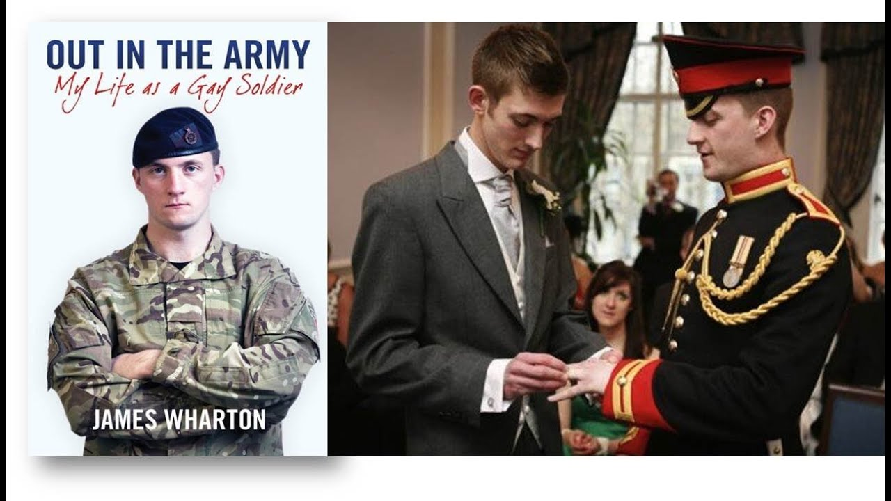 Army gay video