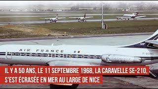 Caravelle Ajaccio Nice 50 Ans Après