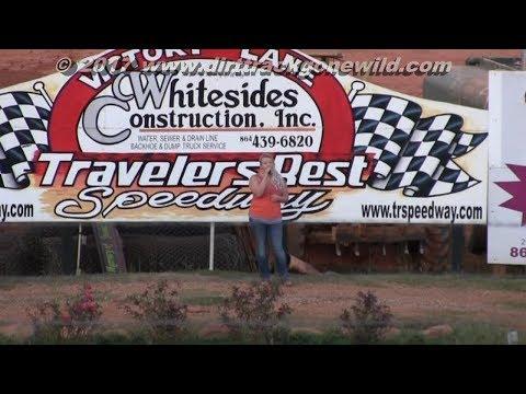Ashland Craft @ Travelers Rest Speedway Sept. 30th 2017