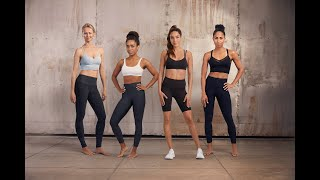 Kayla Itsines's Sweat App Launches Barre and Yoga Workouts Featuring New Badass Trainers