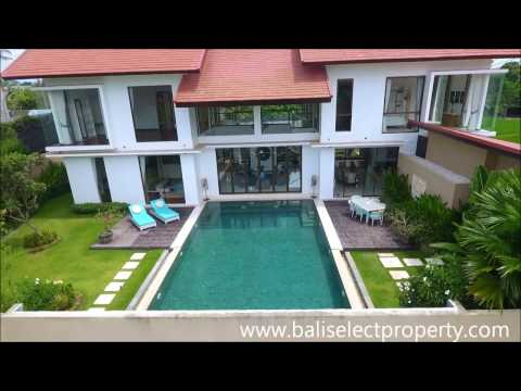 Sensational Freehold Villa For Sale in Nyanyi, Bali