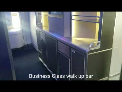 American Airlines Cabin Tour Boeing 777-200ER Version 2
