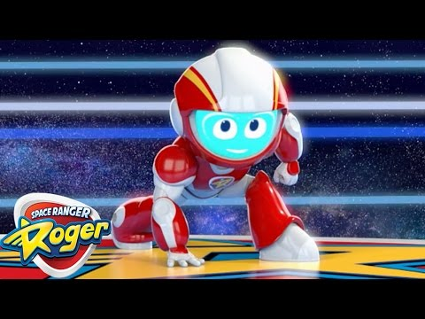 Space Ranger Roger | Episode 1 - 3 Compilation | Cartoons Fo