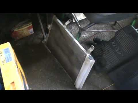 Замена радиатора охлаждения на Шеви-Ниве 214