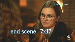 Once Upon A Time 7x17 Ending Scene Robin  Zelena - Nick  Facilier Season 7 Episode 17 Scenes