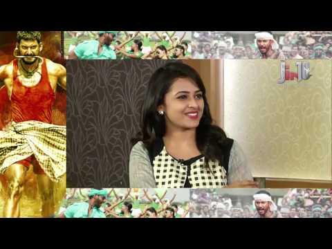 Vishal and Sri Divya Hilarious Interview | Rayudu | Celebrities Interviews