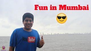 Mumbai's Marine Drive was Awesome....😍😀😍