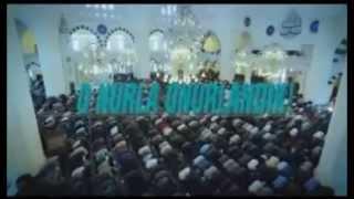 Diyanet'in izlenme rekoru kıran ''Namaz'' videosu 2017 Video