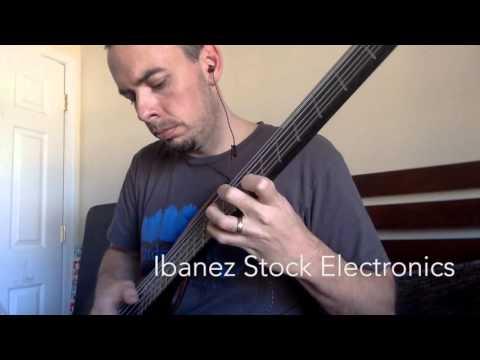 Scott Varney Bass Electronics Upgrade