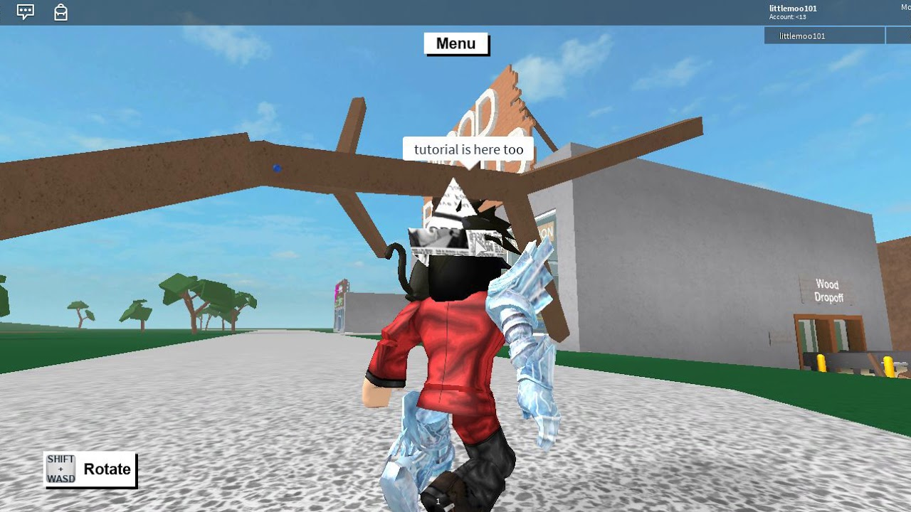 Tutorial How To Copy Lumber Tycoon 2 In Roblox By X Littlemoo Yt
