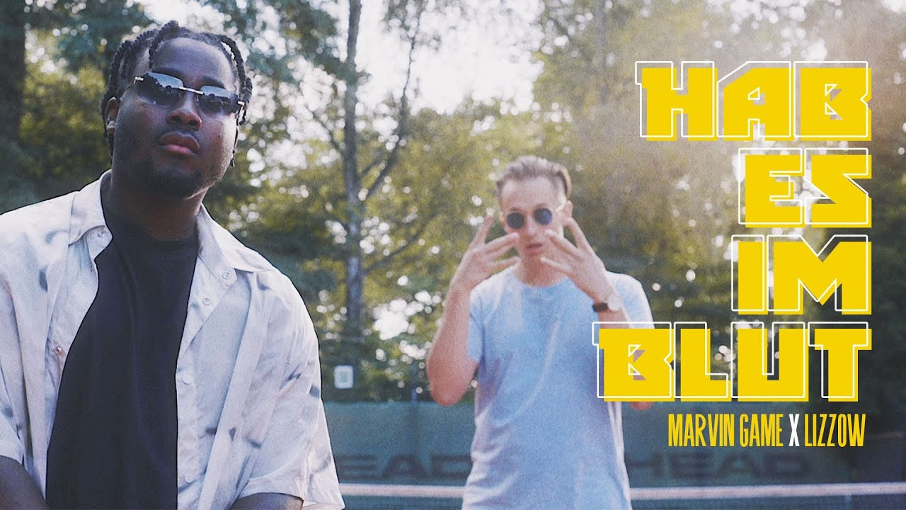 Marvin Game x Lizzow - Hab es im Blut (prod by Carlifornia) (dir. by DigitalDonut)