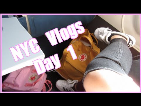 NYC Vlog   Day 1