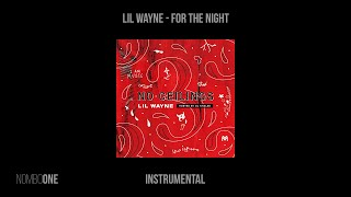 "Lil Wayne ""For The Night"" (Instrumental Remake)"
