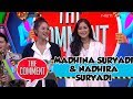 Battle Nyanyi Bareng Madhina Suryadi & Nadhira Suryadi (1/4)
