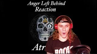 Anger Left Behind (Atreyu) - REVIEW/REACTION