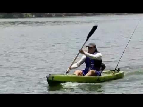 2776748b9 Caiaque Fishing da Caiaker - YouTube