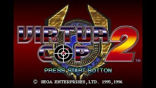 Saturn LongPlay [041] VirtuaCop 2