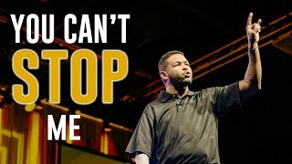 YOU CAN'T STOP ME - Inky Johnson Motivational Video for Success 2017