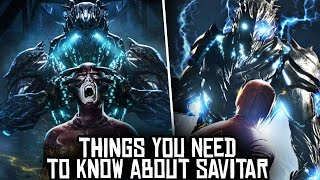 10 things you need to know about savitar