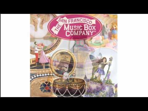 san francisco company -san francisco music box
