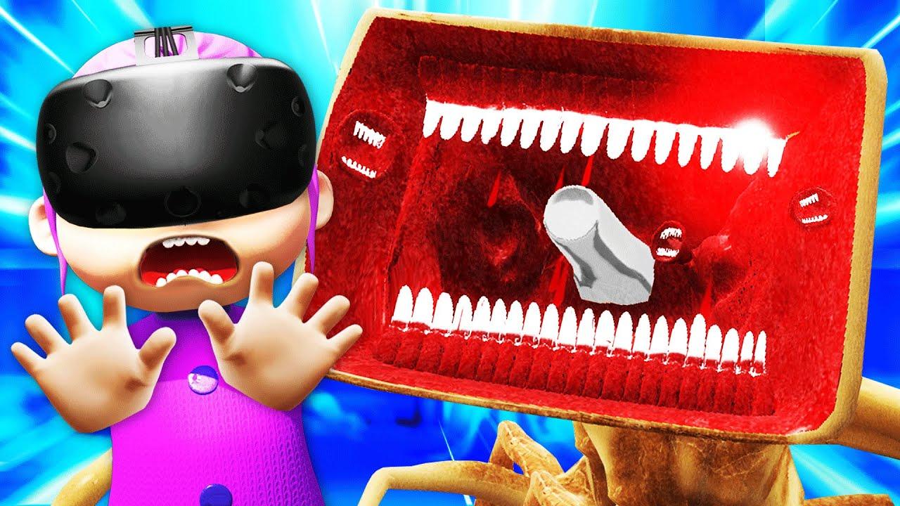 VR BABY Summons MEGAHORN (Eater of Siren Heads)
