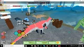 Roblox - Dino Sim Wars - Why aren't they elder?