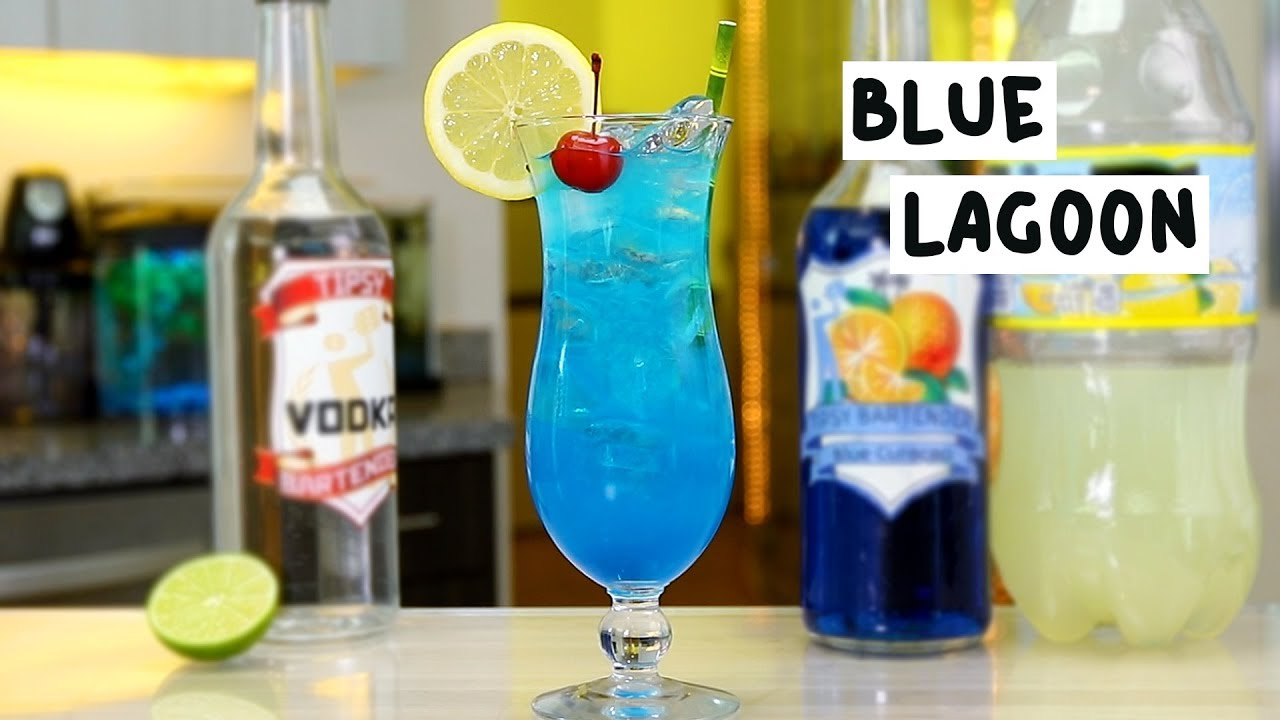 Blue lagoon cocktail  The Blue Lagoon - YouTube