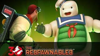 Ghostbusters 30th Anniversary Respawnables Special Edition! (iOS / Android)