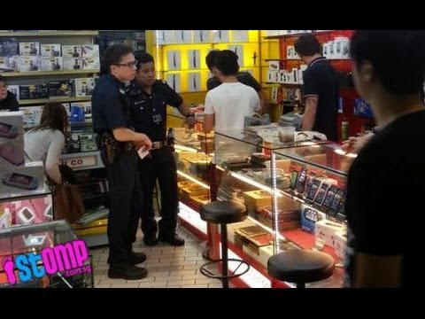 Sim Lim Square merchant made to refund tourist $1,200 after police called in, Singapore
