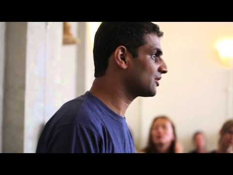 Guru to Go - Sharath workshop August 4-9 2013 in Copenhagen by Digital Drishti
