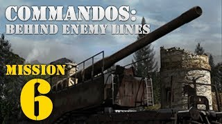 Commandos: Behind Enemy Lines -- Mission 6: Menace of the Leopold