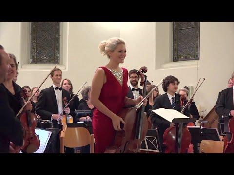 Antonín Dvořák: Cello Concerto / Cécile Grüebler