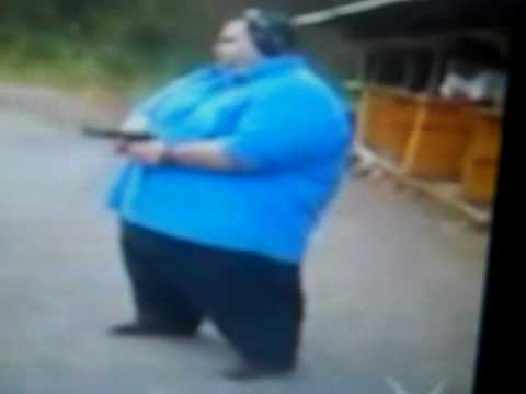 Fat Guy With A Gun 4
