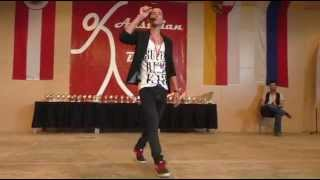 Linedance Tippy Tippy Toes (Teach & Demo)