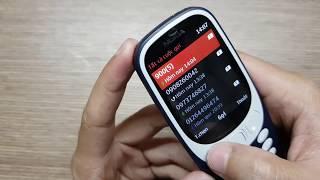Lên Facebook và Zalo Bằng Nokia 3310 Tại sao không ???