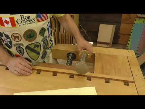 Vise Options for Work Benches with Rob Cosman