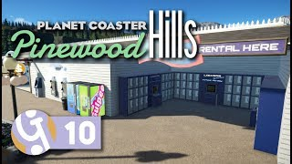 Telephones Lockers Backstage Pinewood Hills Let 39 S Play Planet Coaster 10
