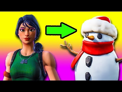 I Turned My Enemies Into Snowmen.. and WON!