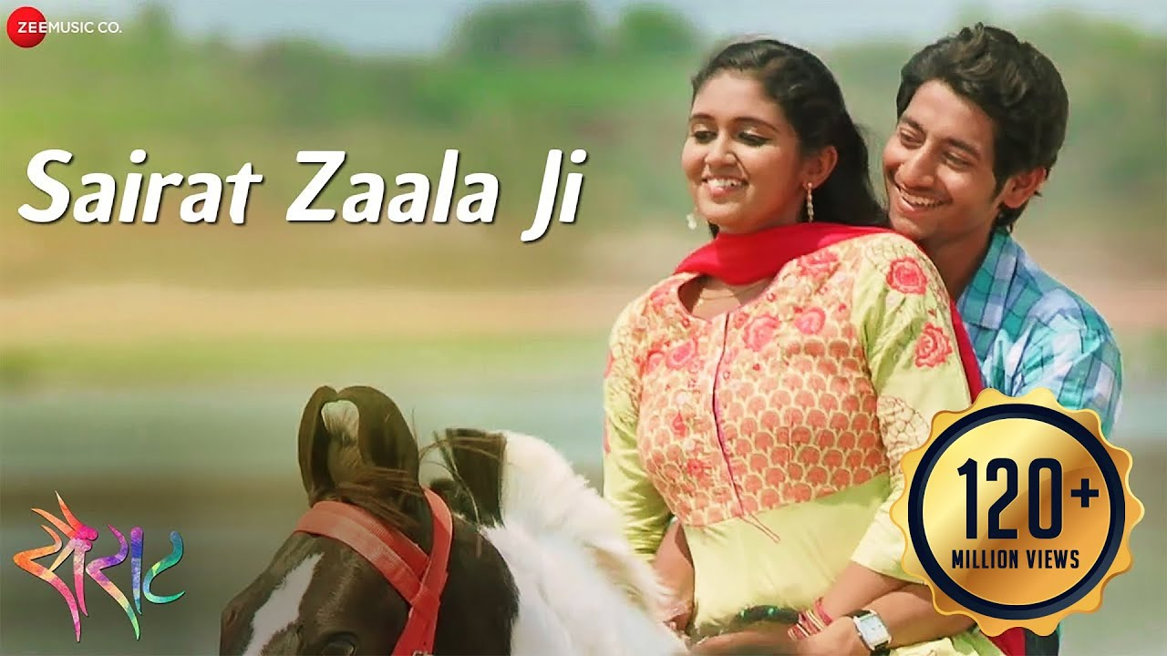 Download Sairat Zaala Ji - Official Full Video | Sairat | Ajay Atul | Nagraj Popatrao Manjule