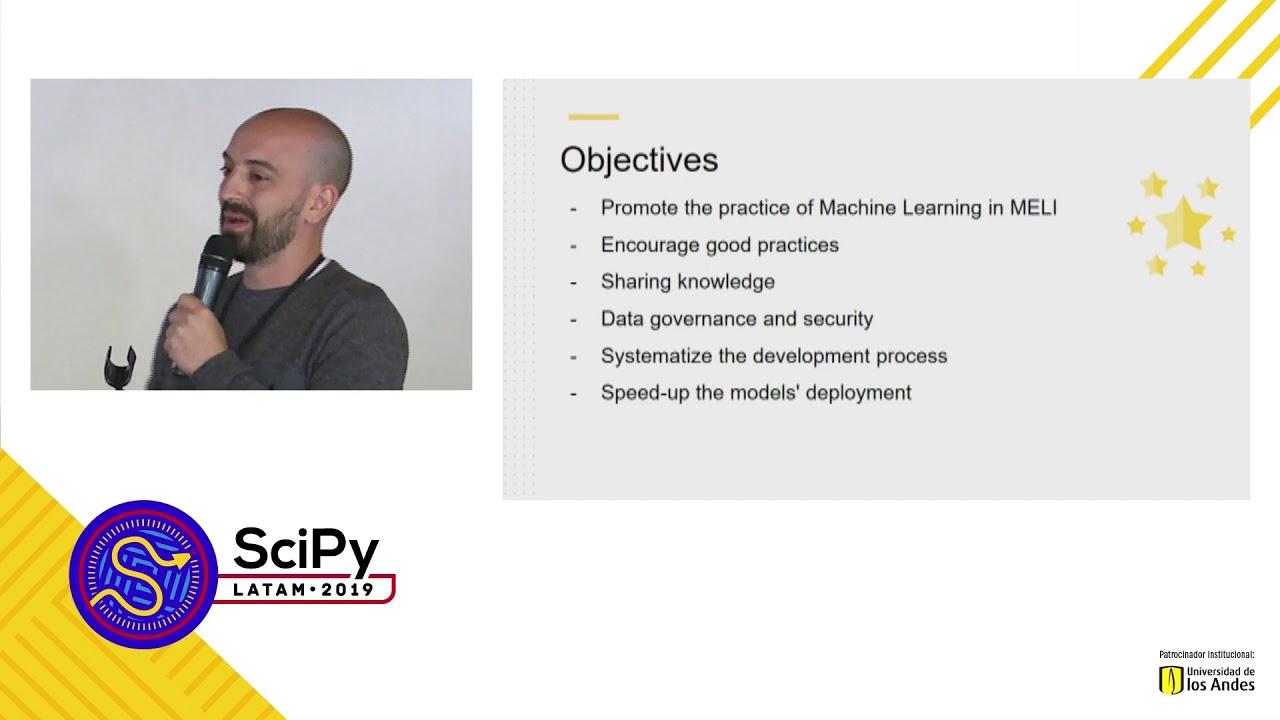 Image from Del POC a producción - Infraestructura para machine-learning en Mercadolibre