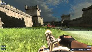 Serious Sam HD: The Second Encounter - Grand Cathedral: Serious Difficulty, No Save Run (Part 1/2)