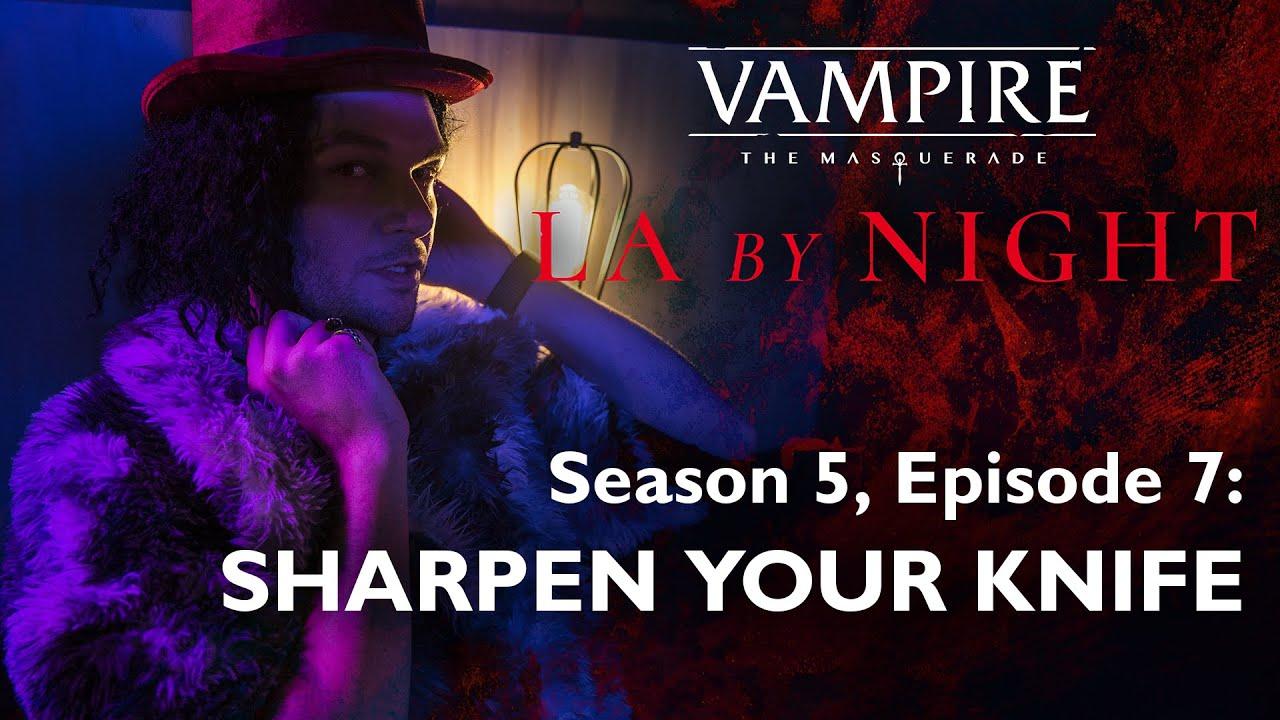 Download LA by Night - Season 5, Episode 7 - Sharpen your Knife