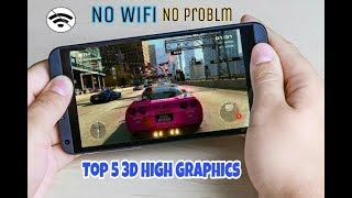 Top 5 High Graphics Games For Android And iOS /Offline /online new 2018/2017