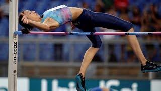 Maria LASITSKENE KUCHINA 2.04 WL PB (Hengelo 11.06.2017)